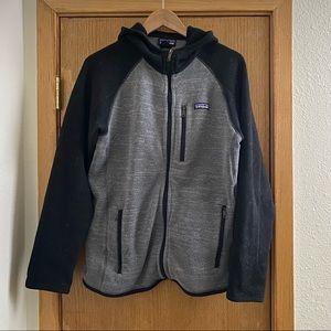 PATAGONIA • Full Zip Hoodie Jacket Sweater - Size M